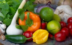 Grönsaker, DN